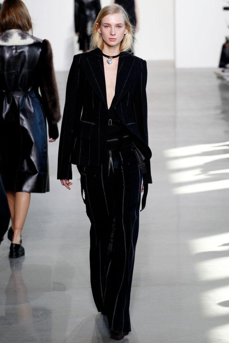 Calvin Klein Collection Ready to Wear FW 2016 NYFW (23)