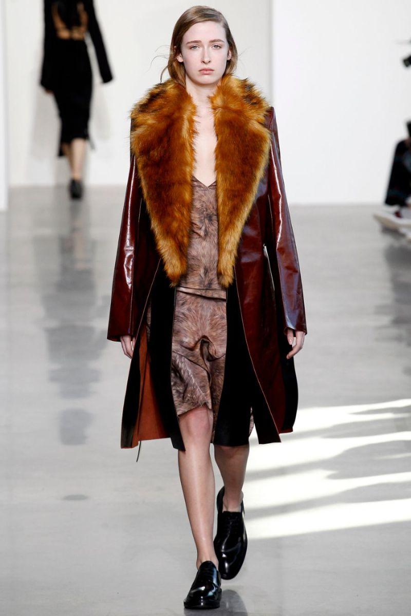 Calvin Klein Collection Ready to Wear FW 2016 NYFW (28)