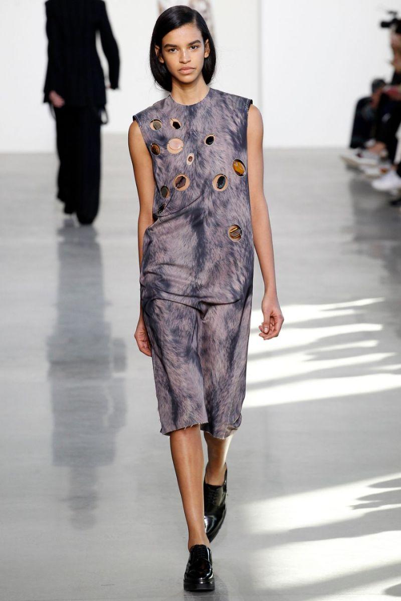 Calvin Klein Collection Ready to Wear FW 2016 NYFW (29)