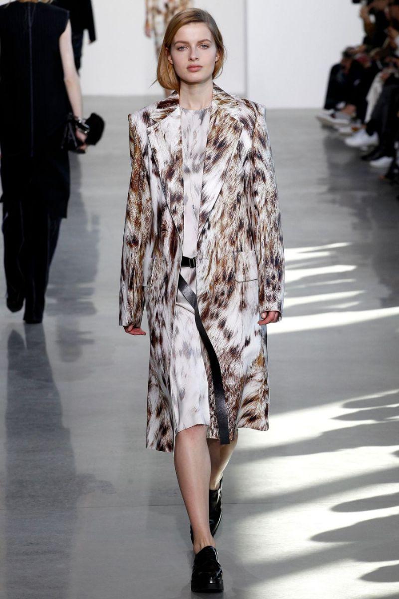 Calvin Klein Collection Ready to Wear FW 2016 NYFW (30)
