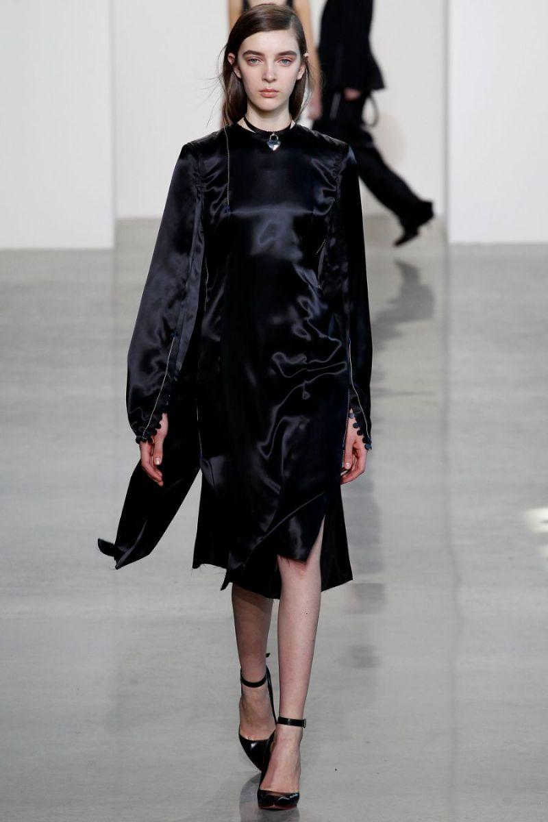 Calvin Klein Collection Ready to Wear FW 2016 NYFW (5)