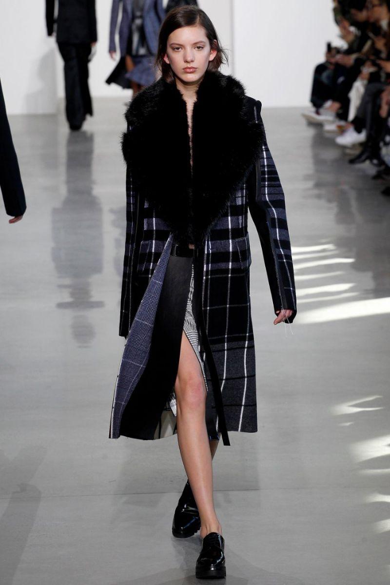 Calvin Klein Collection Ready to Wear FW 2016 NYFW (8)