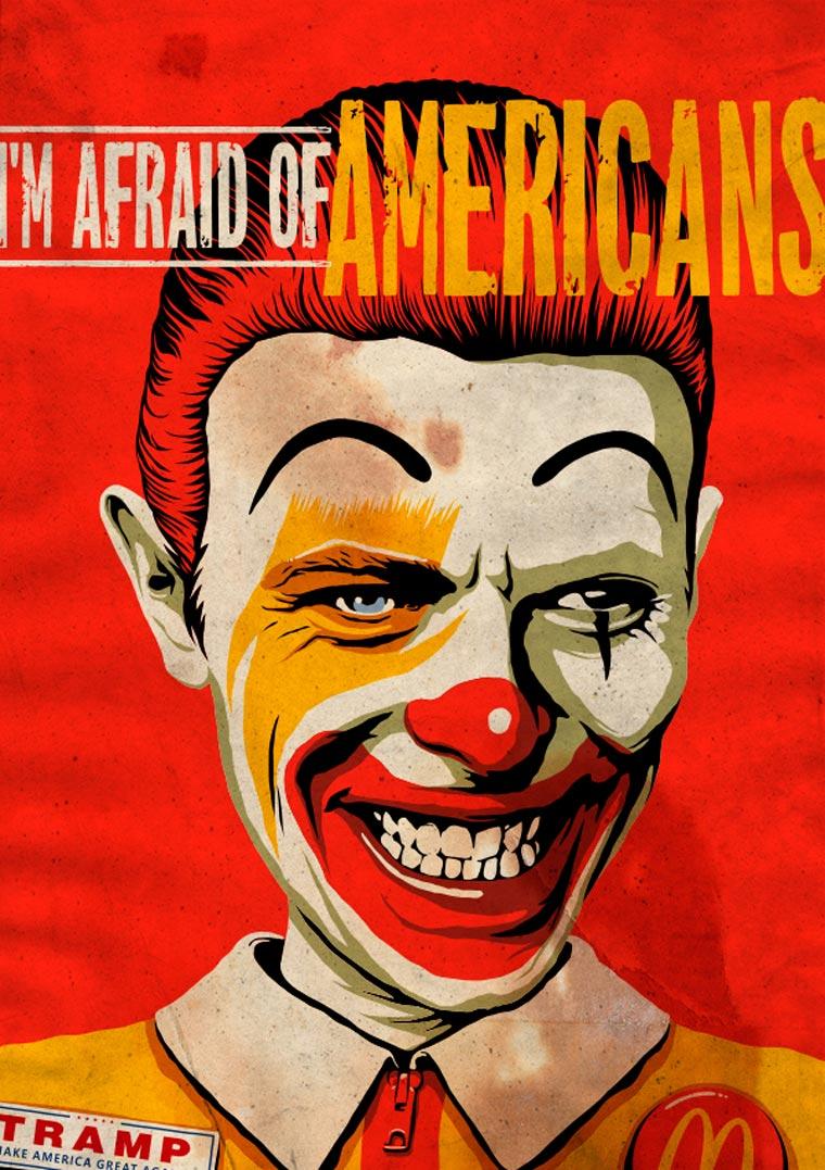 David Bowie VS. Pop Culture by Butcher Billy (13)