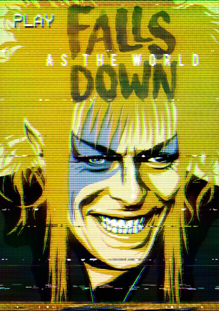 David Bowie VS. Pop Culture by Butcher Billy (6)