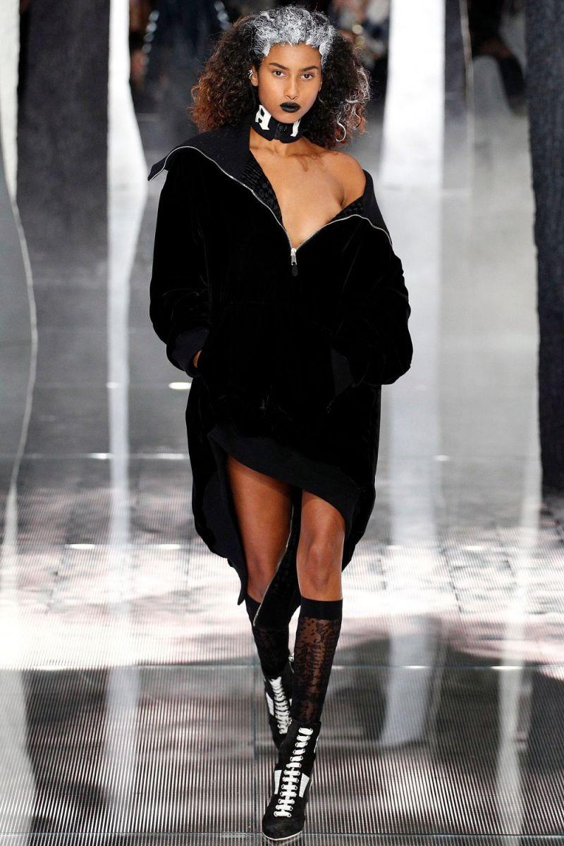 Fenty Rihanna x Puma Ready to Wear FW 2016 NYFW (5)