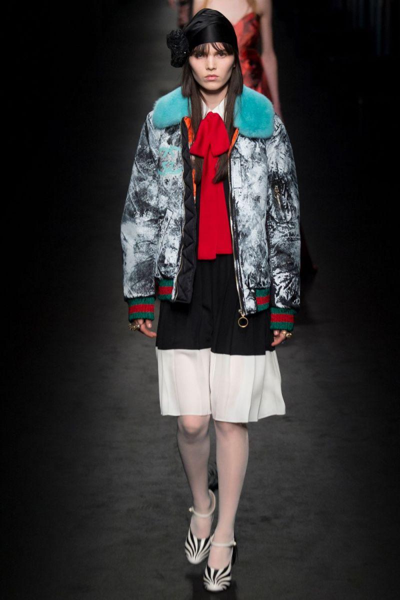 Gucci Ready to Wear FW 2016 MFW (27)