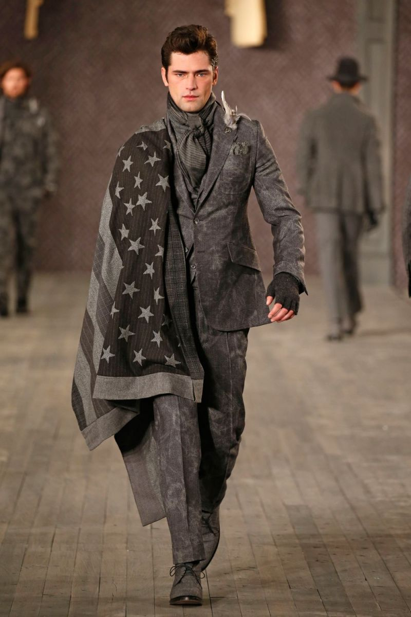Joseph Abboud Menswear FW 2016 New York (11)