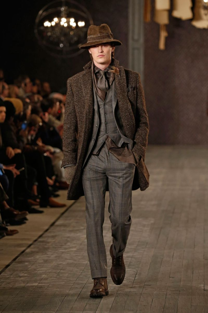 Joseph Abboud Menswear FW 2016 New York (16)