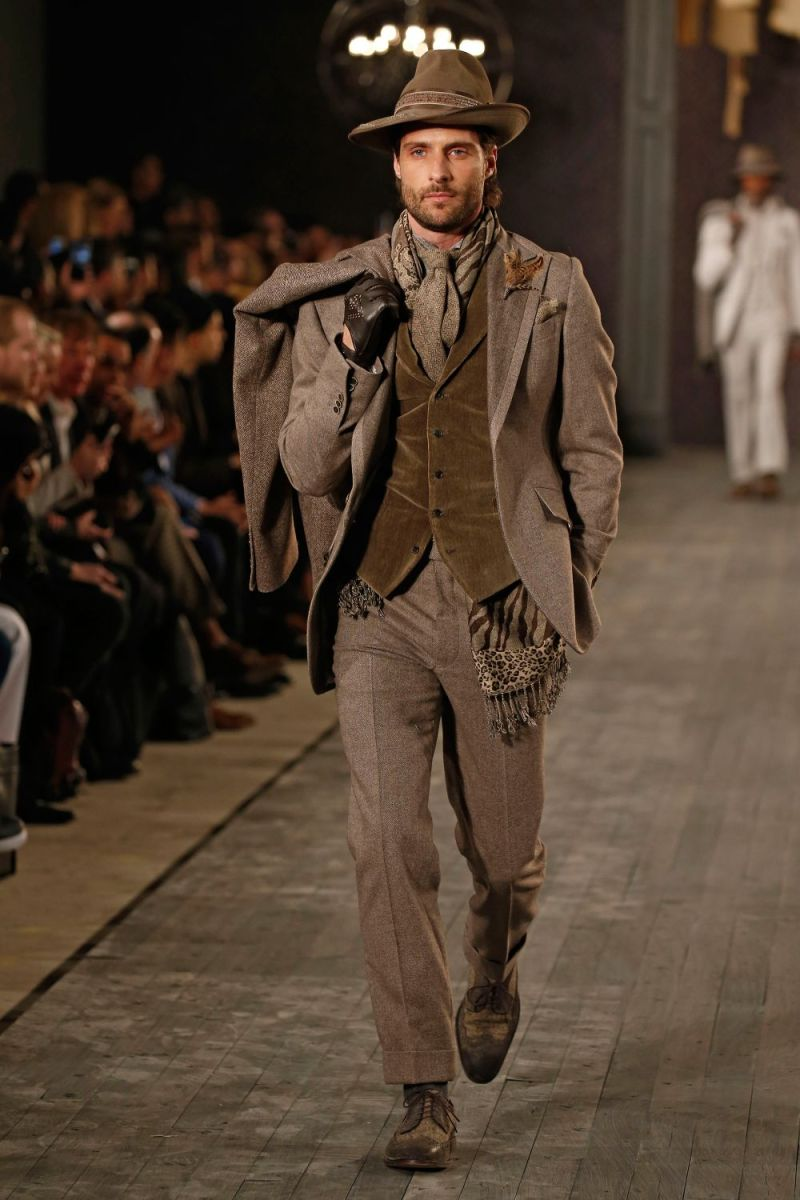 Joseph Abboud Menswear FW 2016 New York (21)