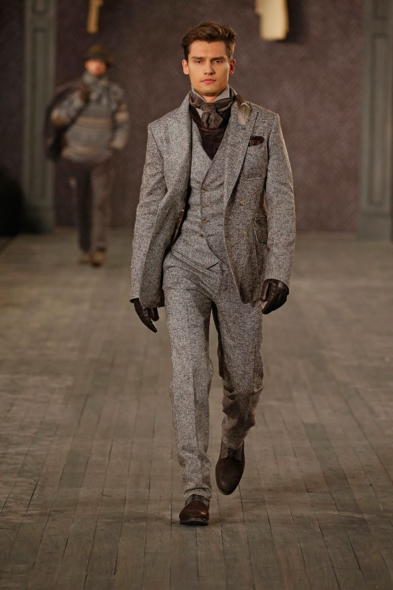 Joseph Abboud Menswear FW 2016 New York (23)