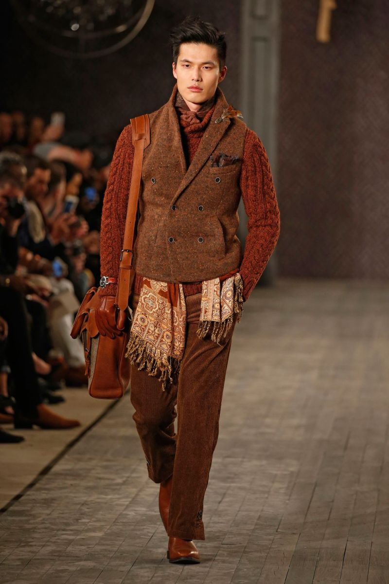 Joseph Abboud Menswear FW 2016 New York (32)