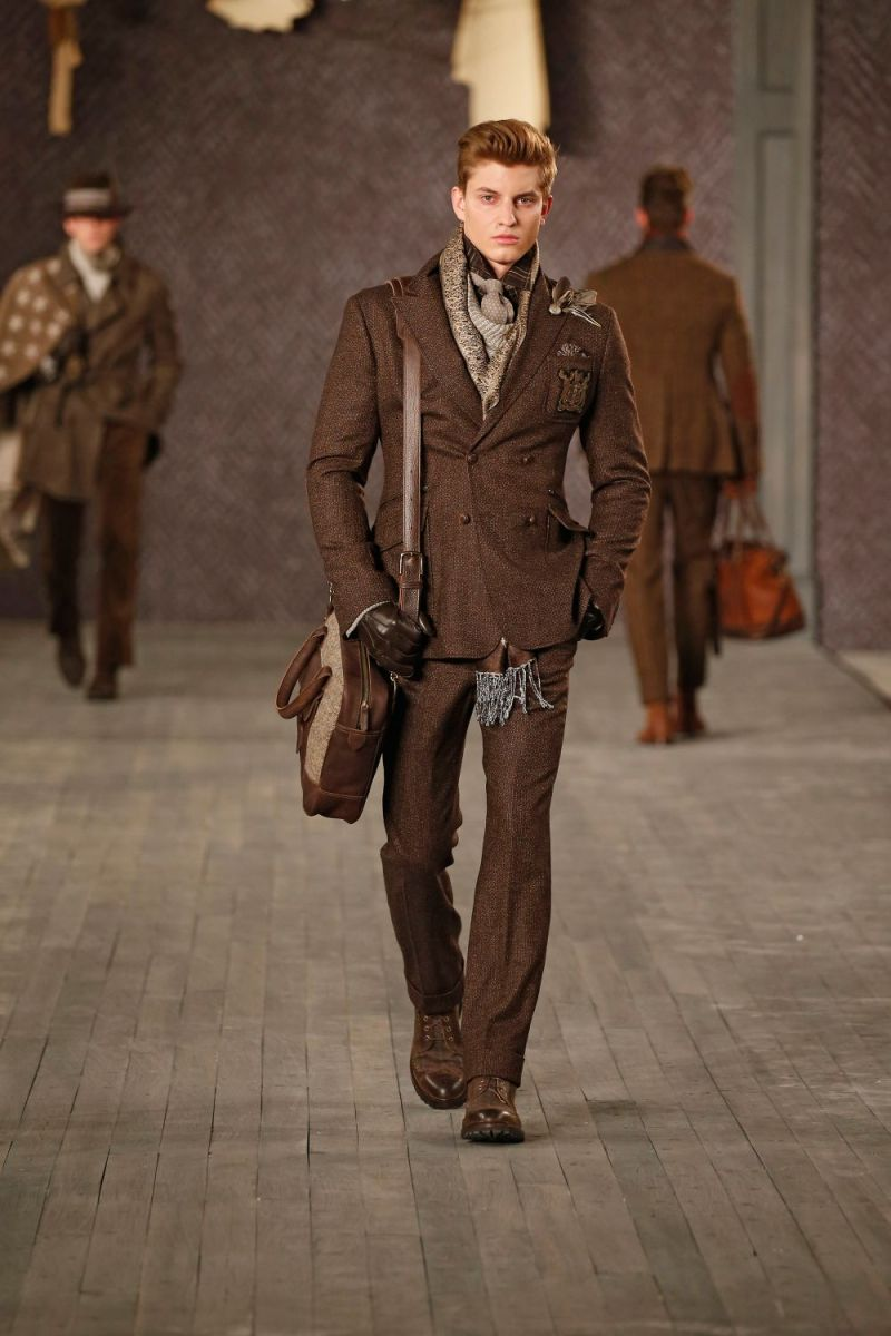 Joseph Abboud Menswear FW 2016 New York (33)