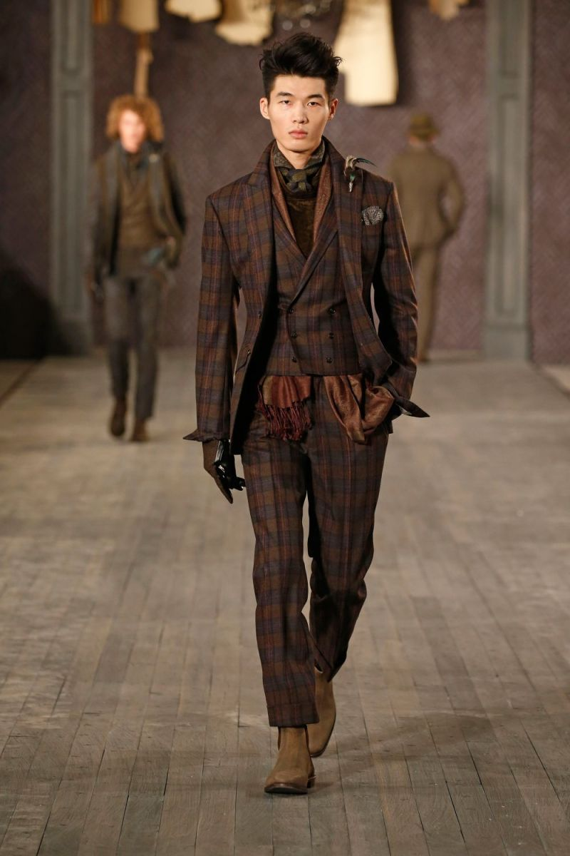 Joseph Abboud Menswear FW 2016 New York (37)