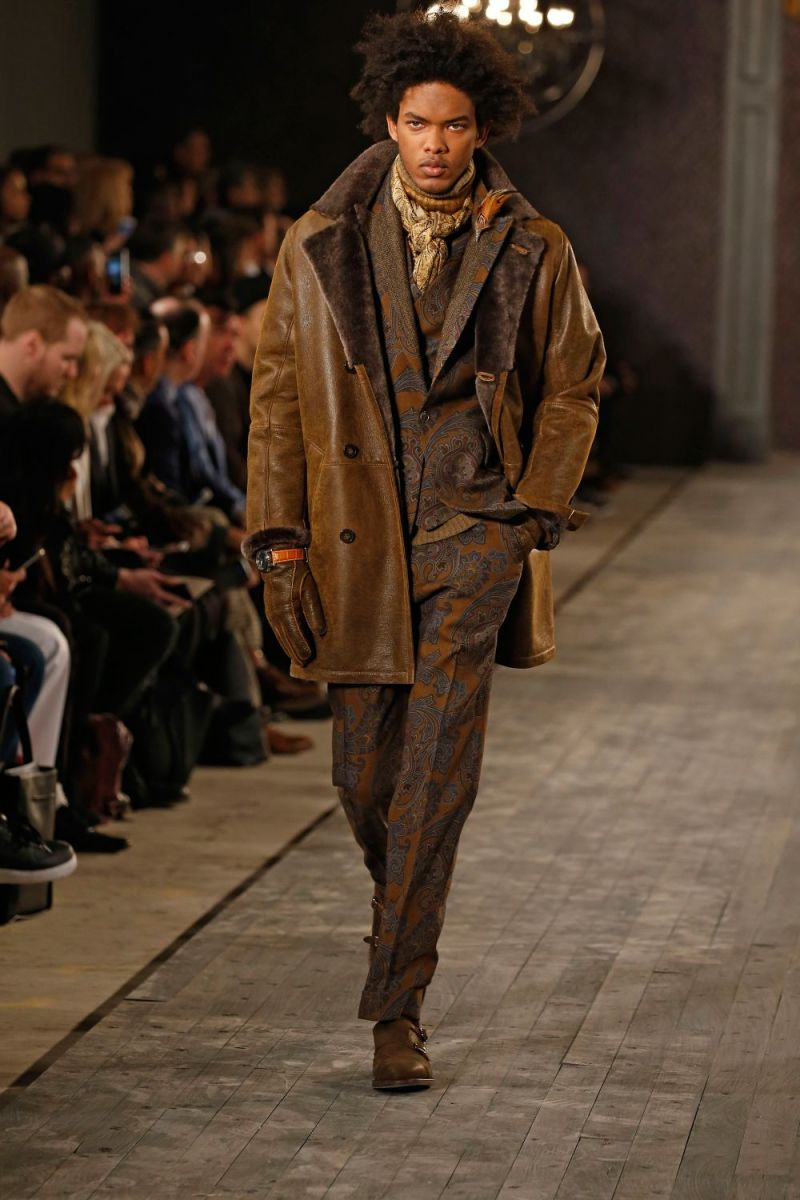 Joseph Abboud Menswear FW 2016 New York (40)