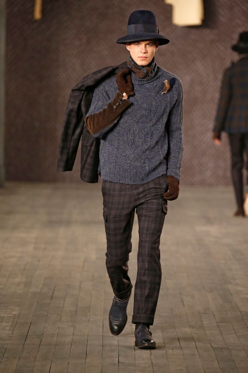 Joseph Abboud Menswear FW 2016 New York (43)
