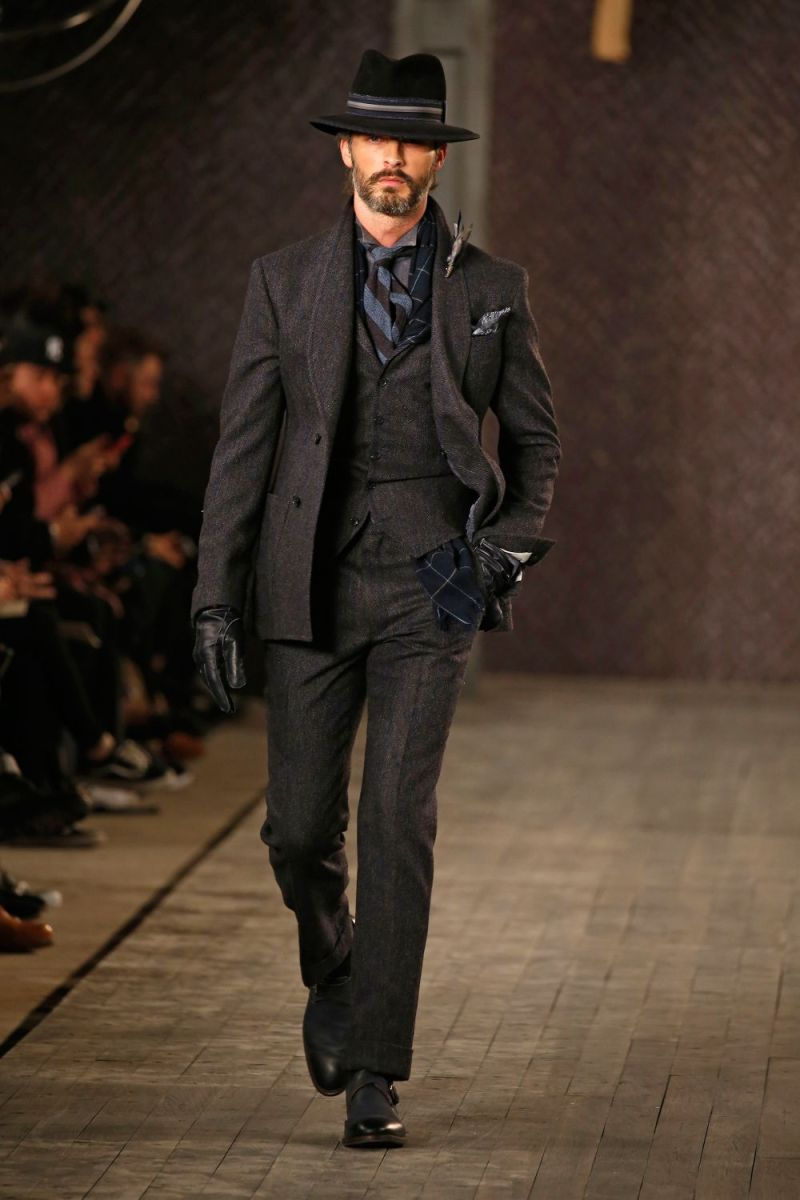 Joseph Abboud Menswear FW 2016 New York (44)