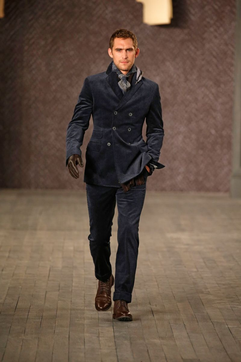 Joseph Abboud Menswear FW 2016 New York (45)