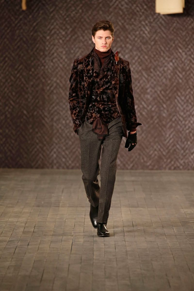 Joseph Abboud Menswear FW 2016 New York (48)