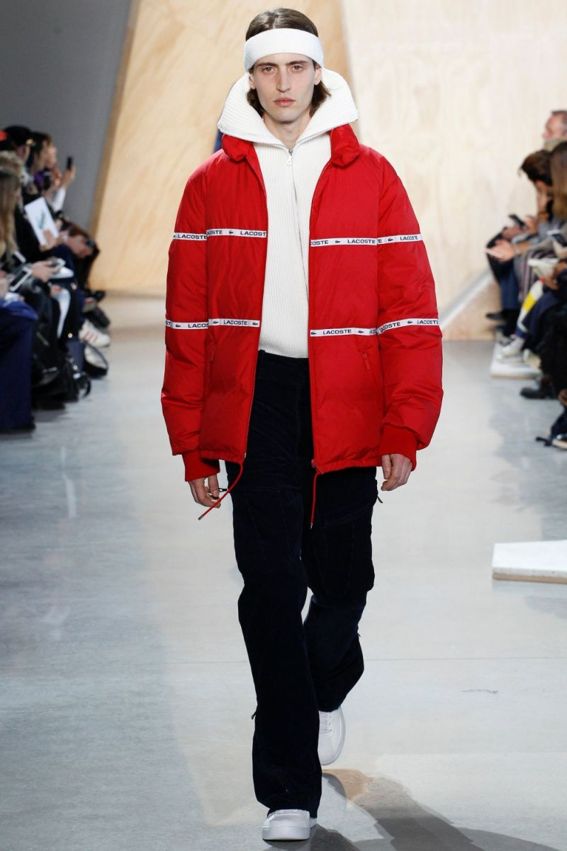 Lacoste Ready to Wear FW 2016 NYFW (10)