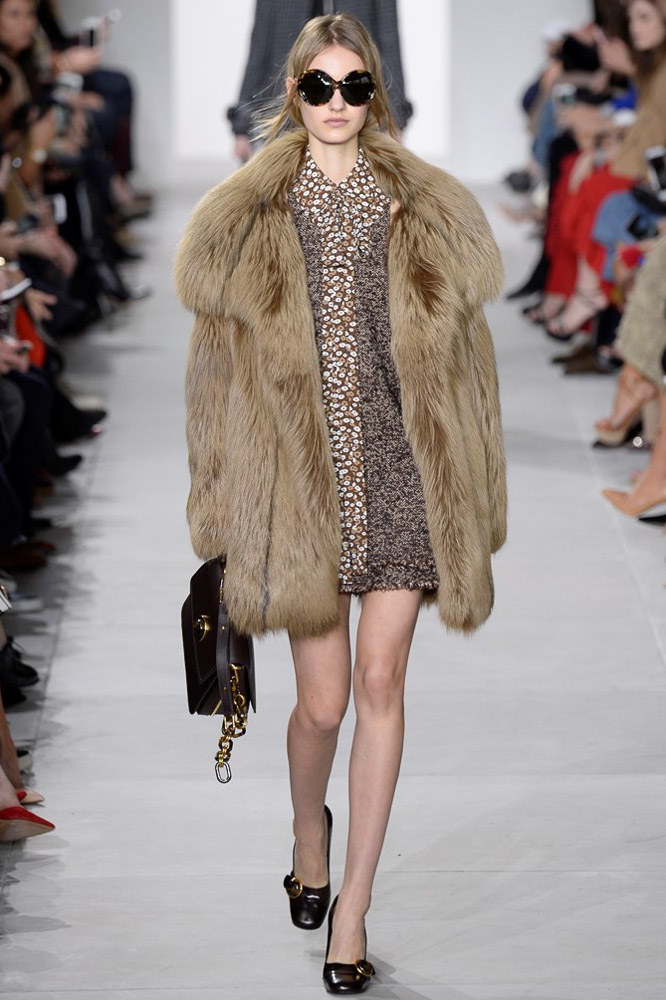 Michael Kors Ready to Wear FW 2016 NYFW (2)