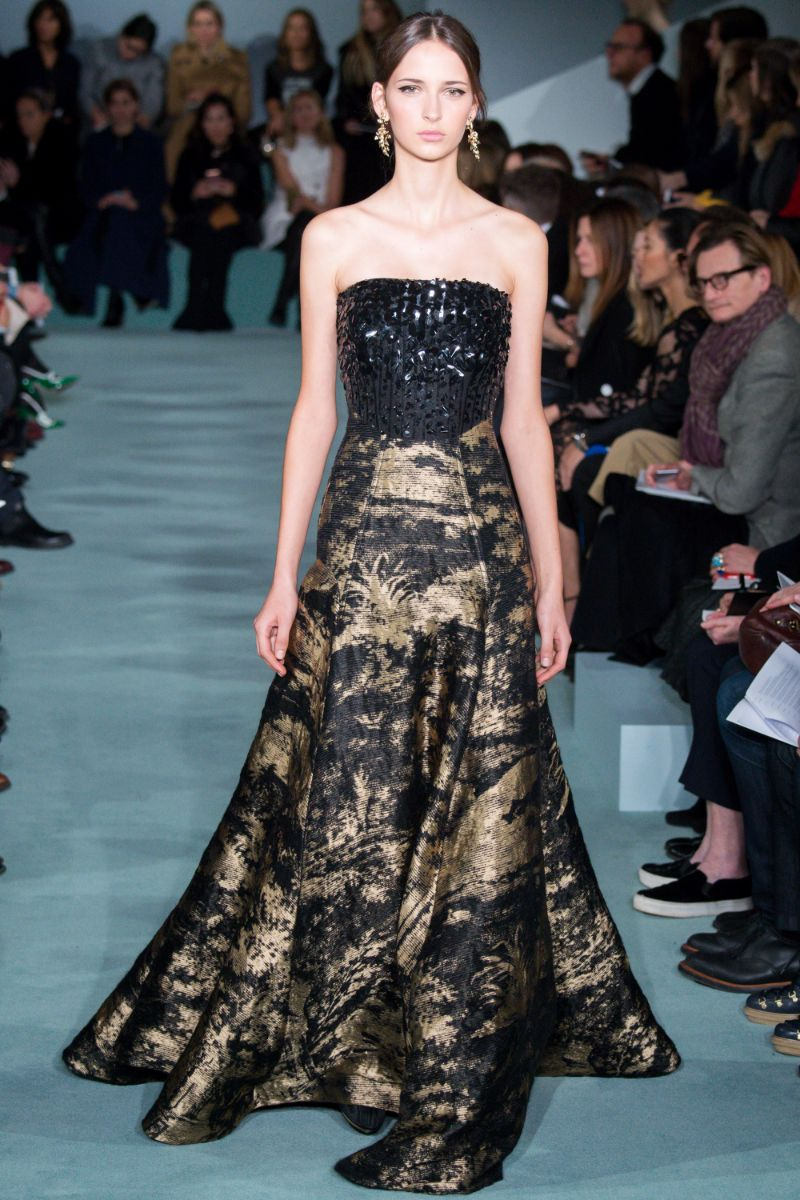 Oscar de la Renta Ready to Wear FW 2016 NYFW (34)