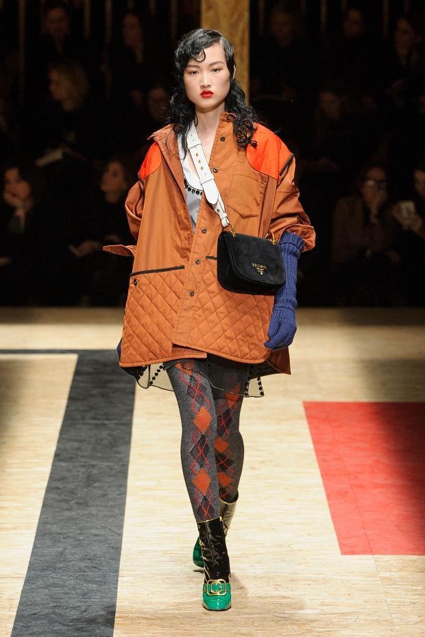 Prada Autumn Ready to Wear FW 2016 MFW (26)