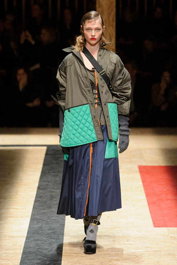 Prada Autumn Ready to Wear FW 2016 MFW (27)
