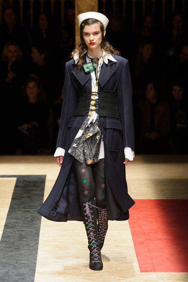 Prada Autumn Ready to Wear FW 2016 MFW (3)