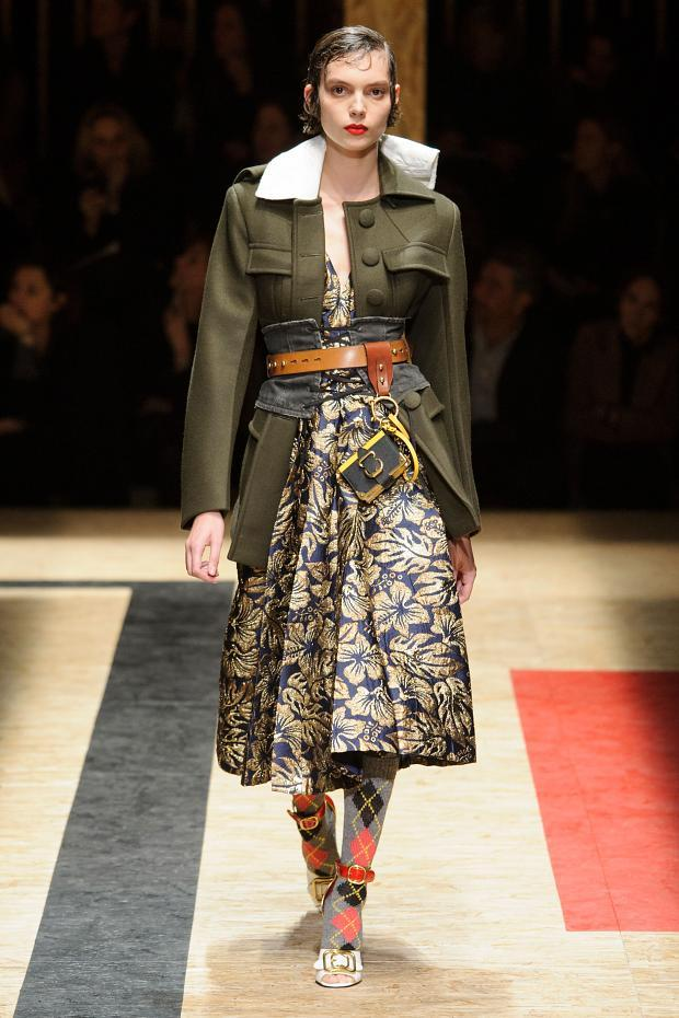 Prada Autumn Ready to Wear FW 2016 MFW (5)
