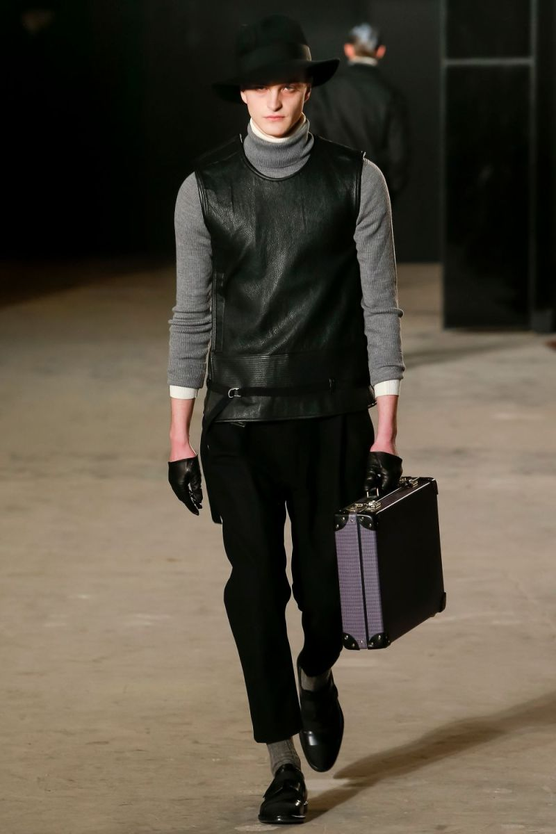 Robert Geller Menswear FW 2016 New York (11)