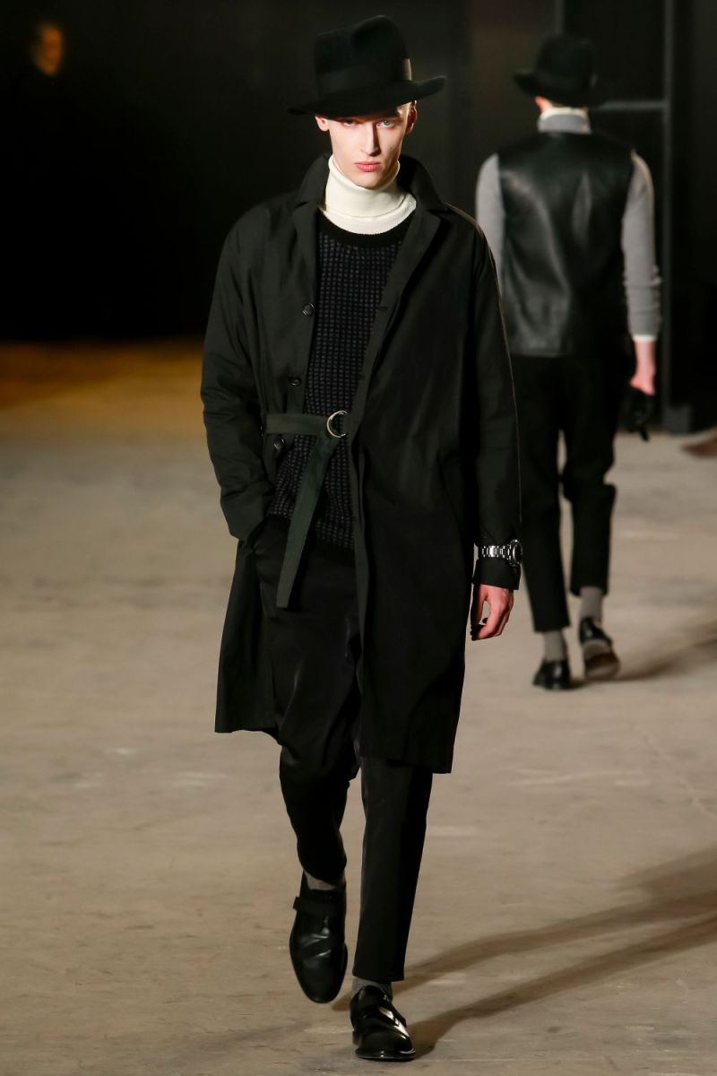 Robert Geller Menswear FW 2016 New York (12)
