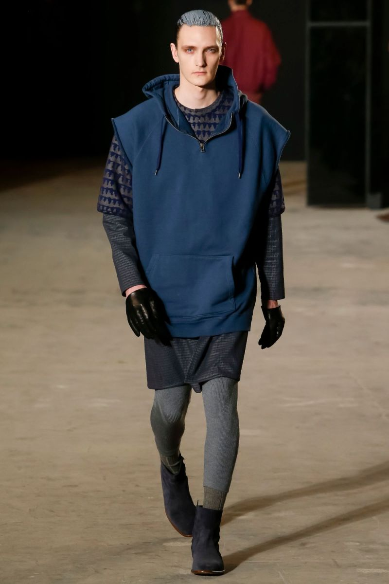 Robert Geller Menswear FW 2016 New York (27)