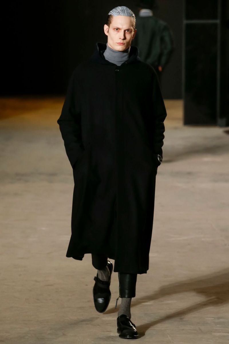 Robert Geller Menswear FW 2016 New York (5)