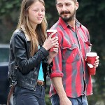 Shia LaBeouf Is Now Engaged