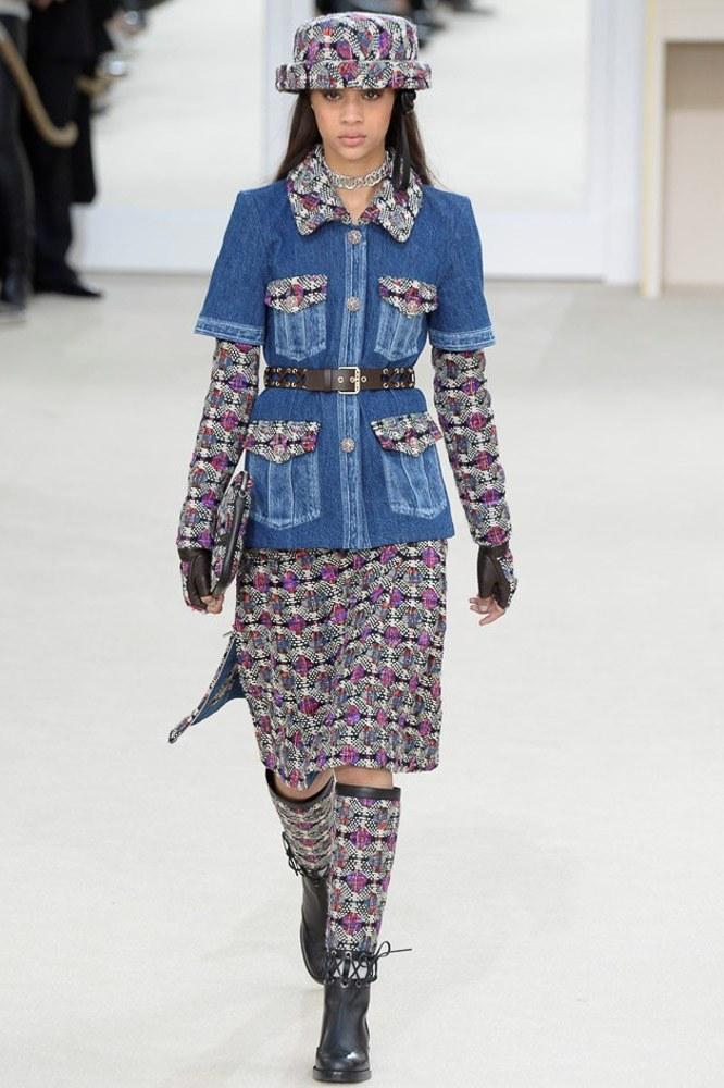 Chanel Ready to Wear FW 2016 PFW (4)