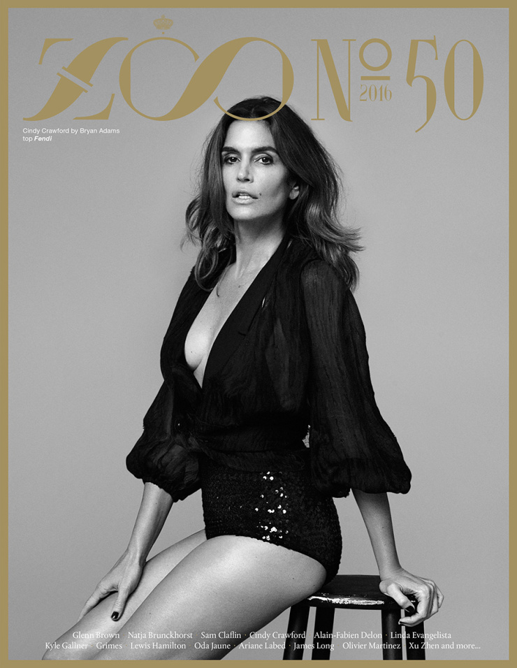 Cindy Crawford by Bryan Adams (1)