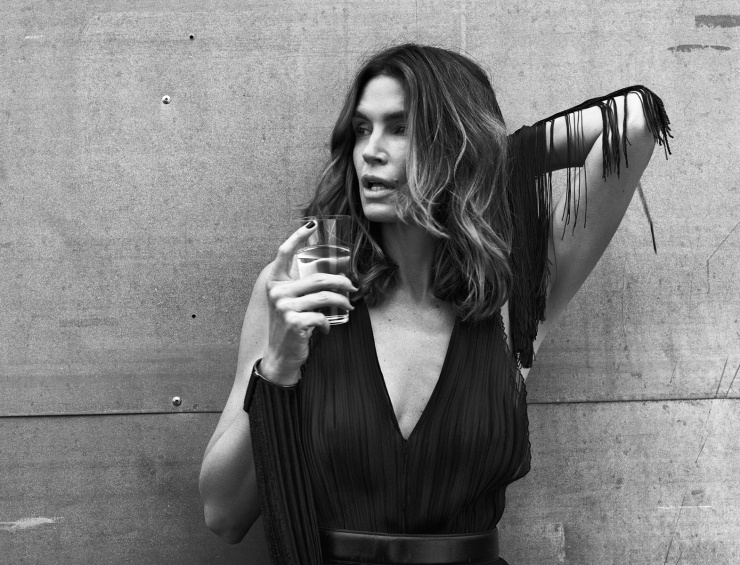 Cindy Crawford by Bryan Adams (5)