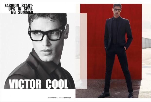 Fabio Mancini for Victor Cool SS 2016 Campaign (2)