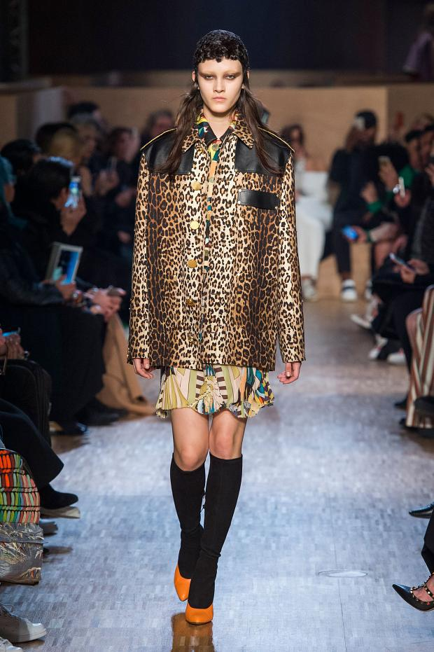 Givenchy Ready to Wear FW 2016 PFW (38)