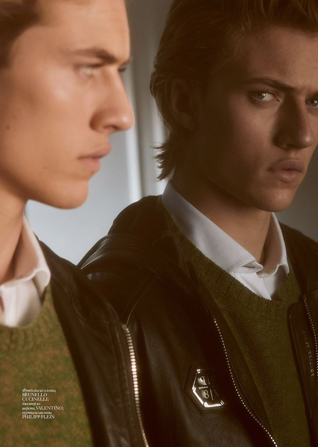 Lucky Blue Smith by Lukasz Pukowiec (4)