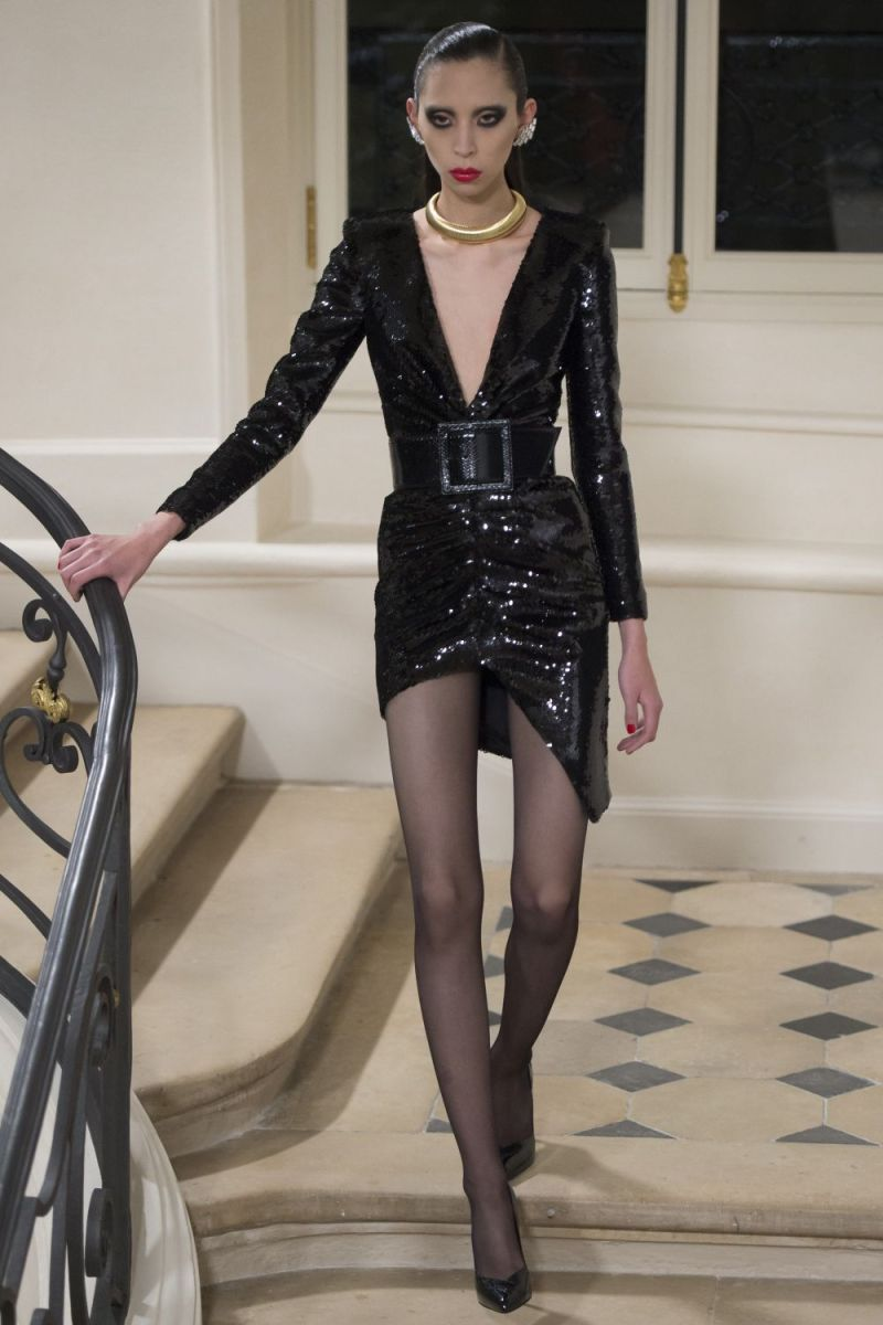 Saint Laurent Ready to Wear FW 2016 PFW (25)