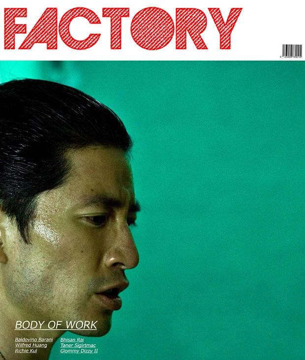 FACTORY Fanzine Issue 01, Body of Work by Baldovino Barani (3)
