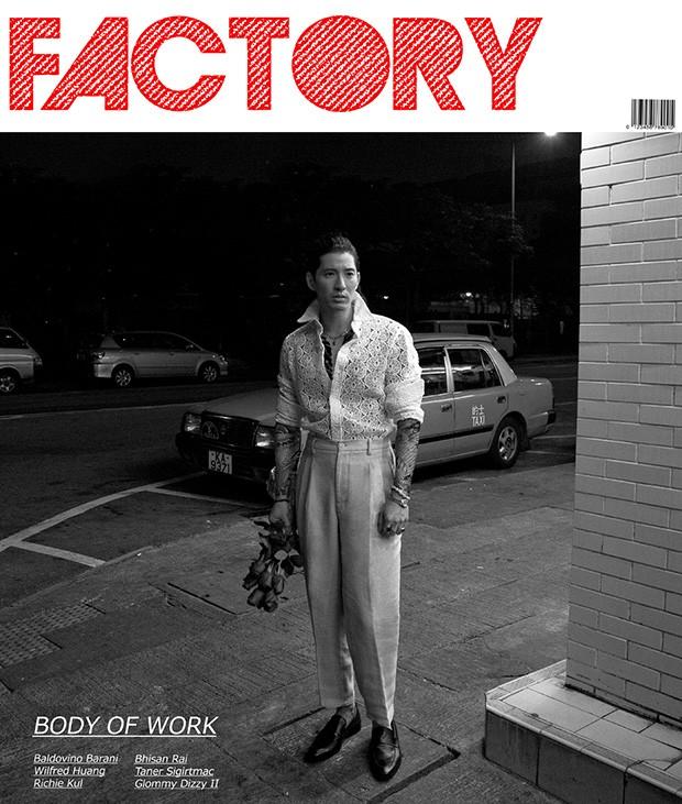 FACTORY Fanzine Issue 01, Body of Work by Baldovino Barani (4)