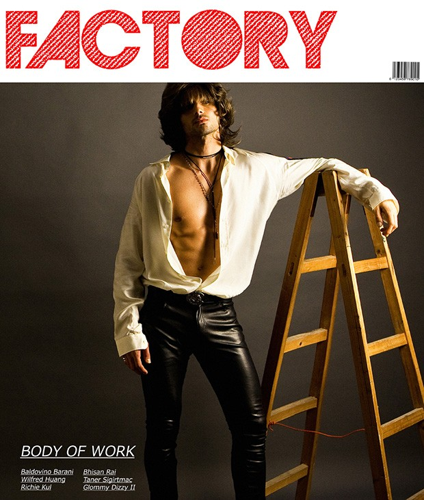 FACTORY Fanzine Issue 01, Body of Work by Baldovino Barani (6)