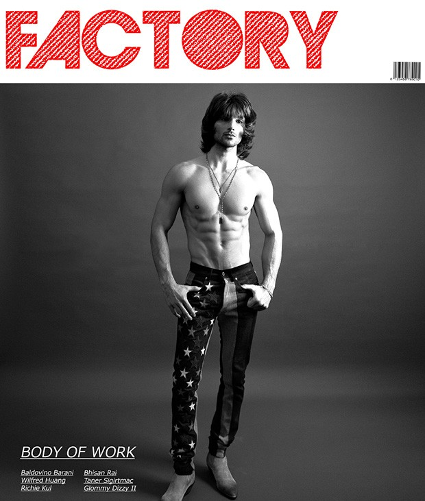 FACTORY Fanzine Issue 01, Body of Work by Baldovino Barani (7)
