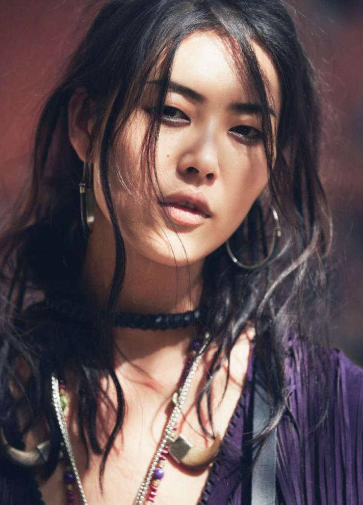 Liu Wen by David Bellemere (14)
