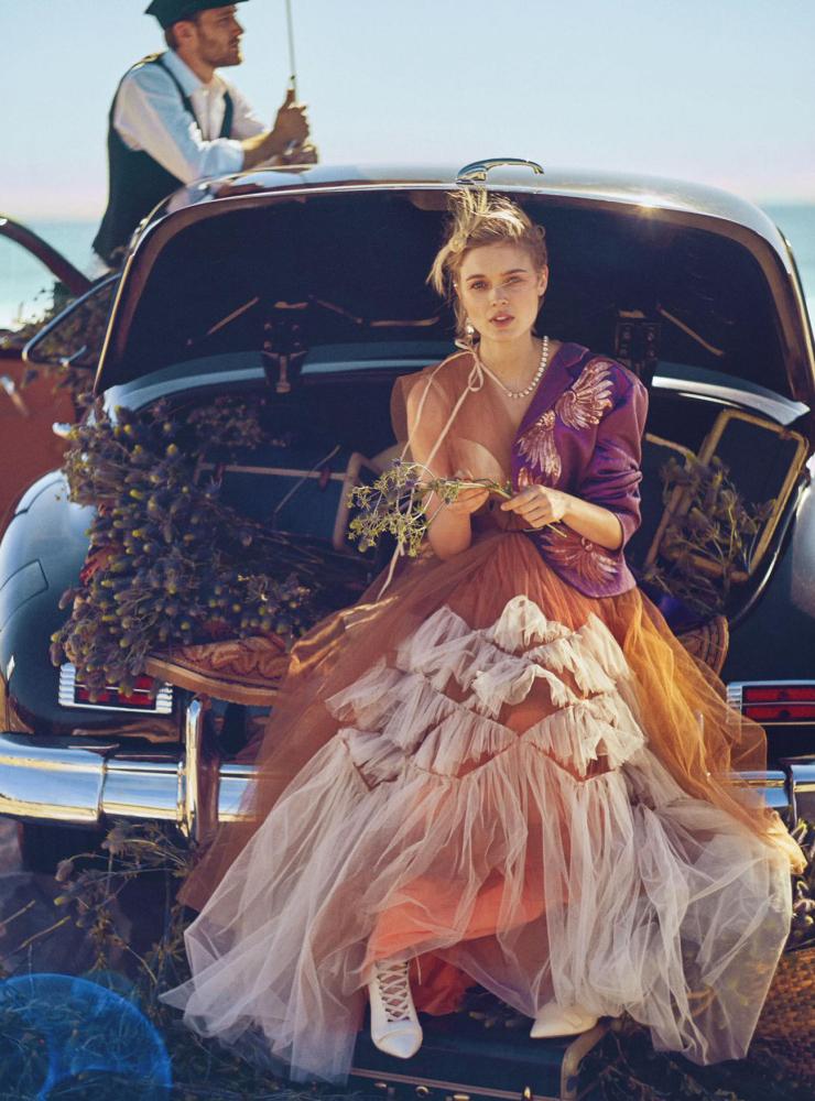 Vogue Australia - May 2016