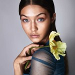 Gigi Hadid by Camilla Akrans