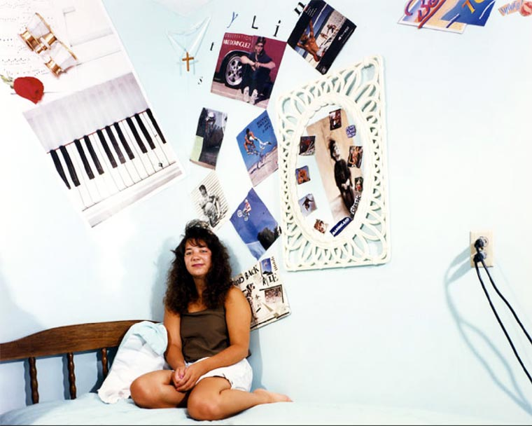 90's Teenagers in their Bedrooms (15)