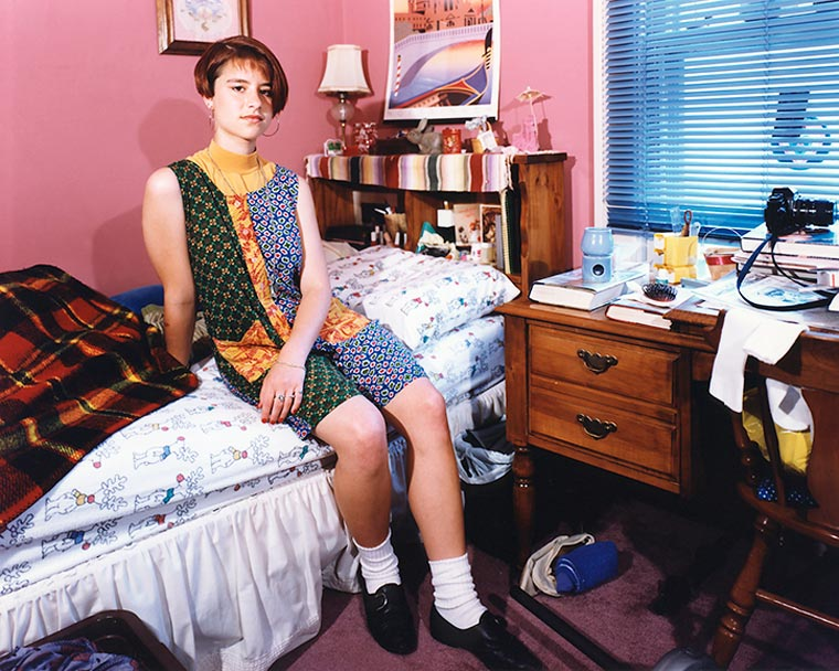 90's Teenagers in their Bedrooms (2)